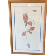 Enoch Kelly Haney Signed and numbered Art Print