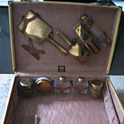 SALE Iconic Wheary Train/Dressing Case/Original Toiletries