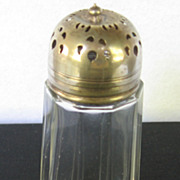 Victorian English Sugar Shaker or Muffineer