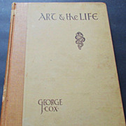 """""""Art and the Life""""  1st Edition Anatomy Text for Artist, 1933"""