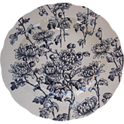 Chrysanthemum Soup plate by Doulton