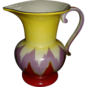REDUCED Czech Pitcher-Flame pattern