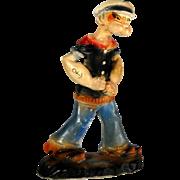Popeye Carnival Figure