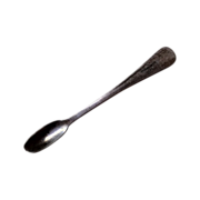 SALE Silverplate Master Salt Spoon