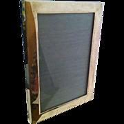 Webster Sterling Silver Rectangular Frame 4 1/2 by 3 1/8