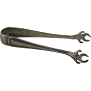 Gorham Sterling Silver Old French Sugar Tongs