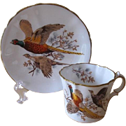 Hammersley Bone China Cup and Saucer 5538