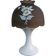 Westmoreland Candle Light Fairy Lamp Brown Satin Mist