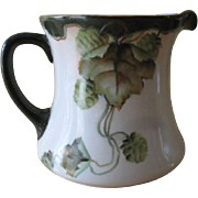 William Guerin Limoges France Hand Painted Pitcher