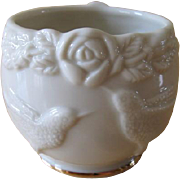 Lenox Hummingbirds and Roses Votive Candle Holder