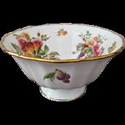Royal Albert Harvest Rose Footed Bowl