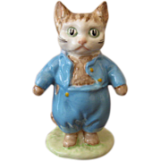 Beswick Beatrix Potter Figurine Tom Kitten