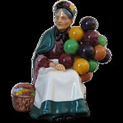 Royal Doulton Figurine Old Balloon Seller HN 1315