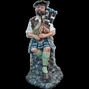 SALE Royal Doulton Figurine Piper HN 2907