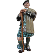 SALE Royal Doulton Figurine The Laird HN 2361
