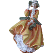 Royal Doulton Figurine Top O' The Hill HN 2127