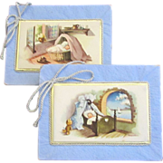 SALE Baby Presentation Boxes - Boy & Girl - Trinket Box Decor!