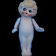 SALE Vintage Made in Japan All Bisque 'Kewpie' Doll ca 1920's