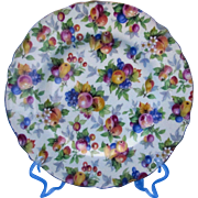 Royal Winton Evesham Chintz Bread and Butter Plates