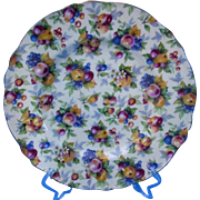 SALE Royal Winton Evesham Chintz Salad Plate