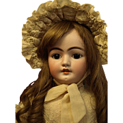Large Antique 1079 DEP Simon and Halbig Doll-  This Beauty was Produced Prior to 1905