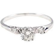 Enchanting .50 ct Diamond Ring
