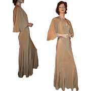 Sexy Sophisticated Deco Evening Ensemble c1920-30