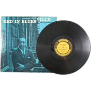SALE 1959 Prestige 7157 Red In Blues-Ville Red Garland Vinyl LP Album Mono Record