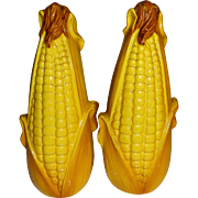 SOLD Corn on the Cob Salt and Pepper Shakers