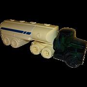 SALE Avon Big Rig Truck Wild Country Aftershave Talc Powder in Original Box