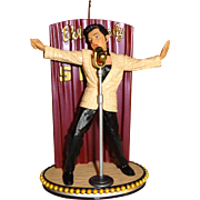 SOLD Carlton Cards Elvis Presley Musical Collector's Ornament