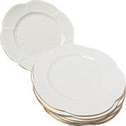 "Shelley Regency 'Dainty"" Dessert Plate Set"