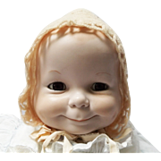 Large Bisque Multi Faced Doll
