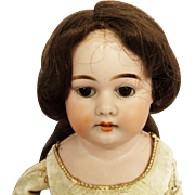 SALE Turn of the Century Armand Marseille German Bisque Doll