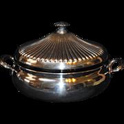 SALE Vintage Gorham Silver Electroplate Serving Dish