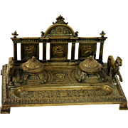 19th Century French Neoclassical Inkwell
