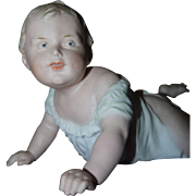 SOLD Heubach Piano Baby