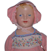 SOLD Antique Dee & Cee Compo Doll