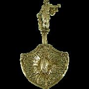 Apollo 1897 Berthold Muller Silver Serving Spoon English Victorian