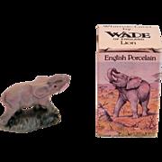 Wade 1984 Elephant