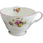Shelley New Victoria Orphan Cup & Saucer