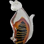 Murano Glass Cat