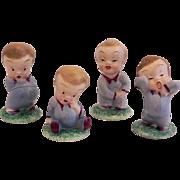 Wade Blynken Figurines 1950's