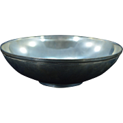 Sterling Silver Tiffany & Co. Simple Bowl Fine Silver