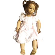 "Annette Himstedt Puppen Kinder Gorgeous ""Fiene"" In Original Box 26"""