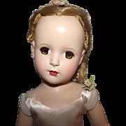 "Gorgeous Vintage Madame Alexander ""NINA BALLERINA"" Original Tag Ballerina Outfit 18"""