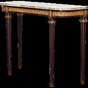 Antique Console Table Louis XVI style