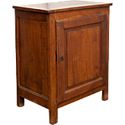 SALE Rustic French Oak Cabinet 19th Century