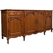 Vintage French sideboard buffet