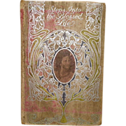 SOLD Step into the Blessed Life Antique Book 1896